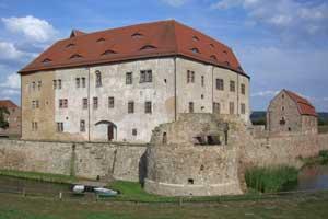 Wasserburg Heldrungen