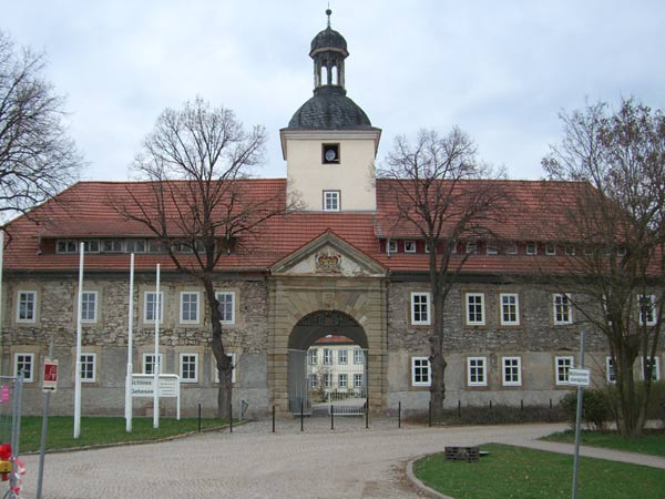 Schloss Gebesee
