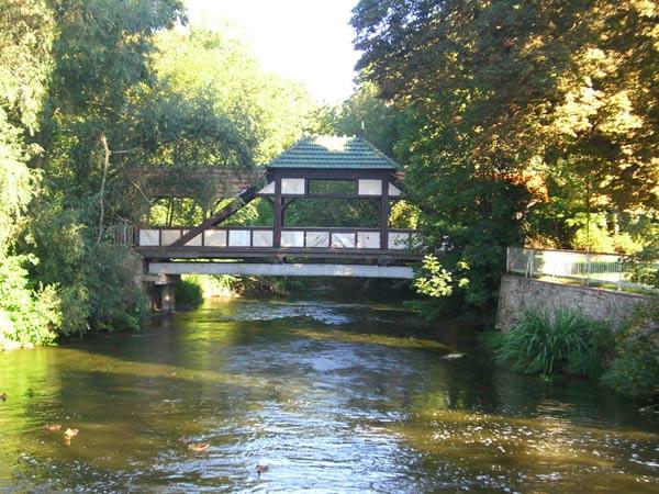 Mühlgraben-Brücke Sömmerda