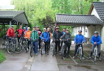 2-Tages-Unstrut-Radtour