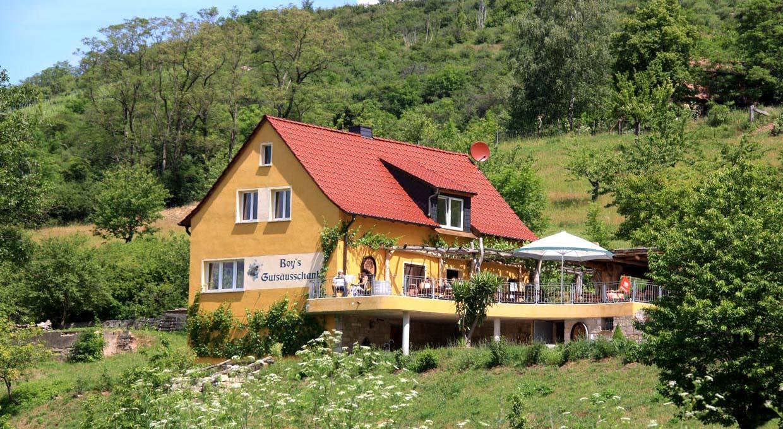 Hotels Pensionen Naumburg Saale